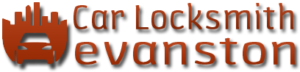 Car Locksmith Evanston Logo